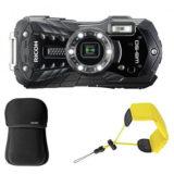 Ricoh WG-50 compact camera Kit Zwart