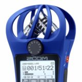 Zoom H1n Handy Audio Recorder Limited Edition Blauw - thumbnail 4
