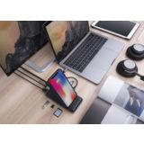 Hyper 7.5W Wireless Charger USB-C hub - thumbnail 6