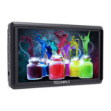 "Feelworld 5.5"" 4K FW568 HMDI monitor - thumbnail 2"