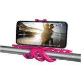 Celly Squiddy Flexible Mini Tripod Roze - thumbnail 2