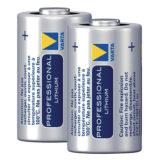 Varta CR2 Lithium Photo Batterij - 2 stuks - thumbnail 1