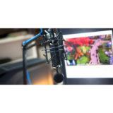 Blue Spark SL XLR Condenser Microphone Blackout - thumbnail 5