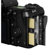 Panasonic Lumix DC-S1R systeemcamera Body Zwart - thumbnail 8
