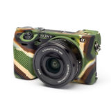 EasyCover Cameracase Sony A6500 Camouflage - thumbnail 2