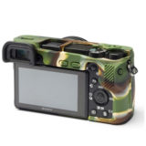 EasyCover Cameracase Sony A6500 Camouflage - thumbnail 3