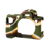 EasyCover Cameracase Sony A7R III / A9 Camouflage - thumbnail 1