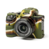 EasyCover Cameracase Sony A7R III / A9 Camouflage - thumbnail 3