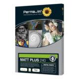 Permajet Matt Plus 240 A3+ - 50 vel - thumbnail 1
