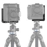 SmallRig 2282 L-Bracket Half Cage voor Fujifilm X-T2/X-T3 met Grip - thumbnail 8