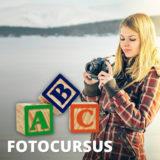 Leer fotograferen met de ABC fotocursus - startdatum 2 september 2019