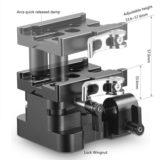 SmallRig 2145 Universal 15mm Rail Support System Baseplate - thumbnail 6