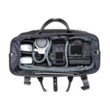 Barber Shop Quiff Doctor Bag Cordura Zwart - thumbnail 3
