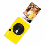 Canon Zoemini C instant camera Bumblebee Yellow - thumbnail 2
