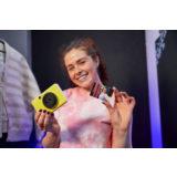 Canon Zoemini C instant camera Bumblebee Yellow - thumbnail 6