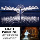 Workshop Lightpainting met Liesbeth van Asselt