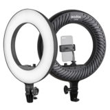 Godox LR180 LED Ring Light Black