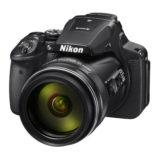 Nikon Coolpix P900 compact camera Zwart