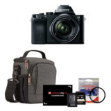 Sony Alpha A7 systeemcamera + 28-70mm OSS Vakantie Kit