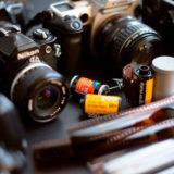 Workshop Analoge Fotografie - 17 oktober 2020