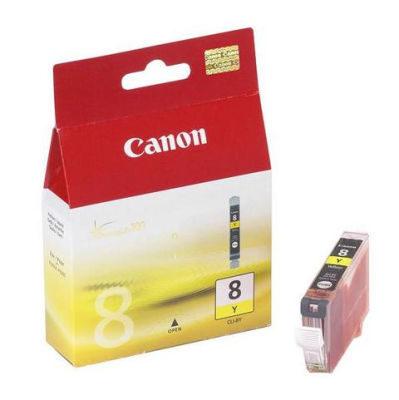 Canon Inktpatroon CLI-8Y - Yellow (origineel)
