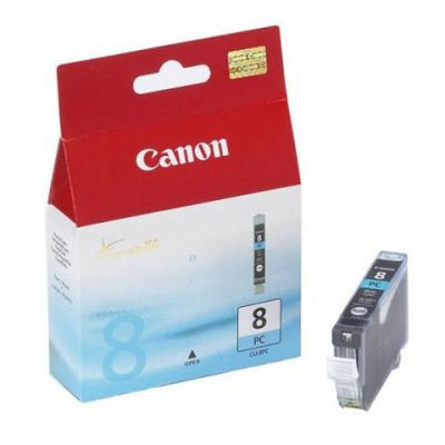 Canon Inktpatroon CLI-8PC Photo - Cyaan (origineel)