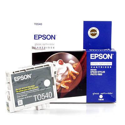 Epson Inktpatroon T0540 - Gloss Optimizer (R800/R1800) (origineel)