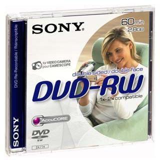 Sony DVD-RW 2.8GB (DMW60A)