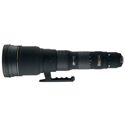 Sigma 800mm f/5.6 EX DG APO HSM Canon objectief