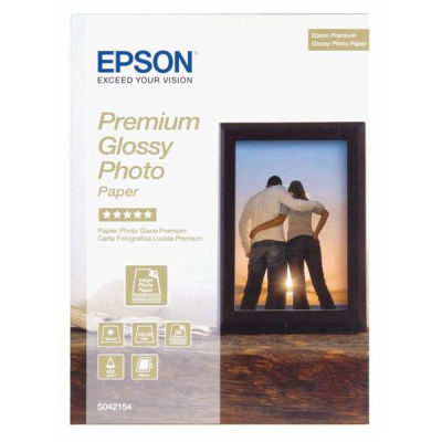Epson Foto Papier S042154 13x18 30 vel Premium Glossy