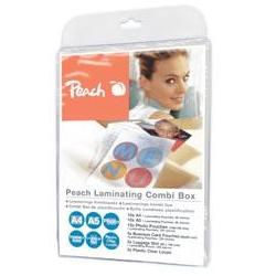 Peach Laminating Pouches Starter Pack