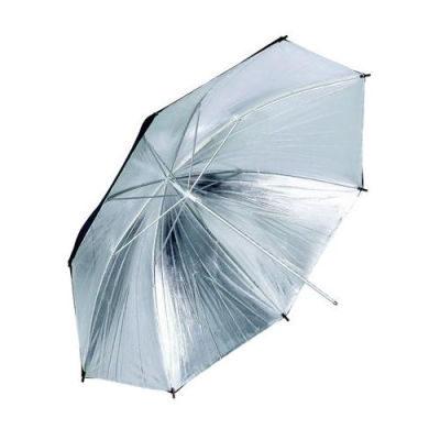 Falcon Eyes Paraplu UR48S ø 100cm Zilver (295380)