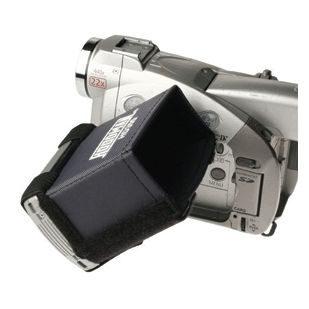 Hoodman HD-300 afschermkap voor 16x9 Camcorders
