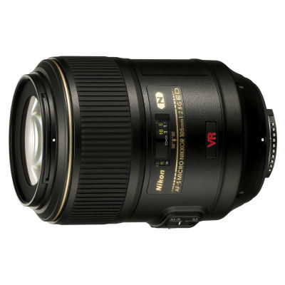 Nikon AF-S 105mm f/2.8G VR Micro objectief
