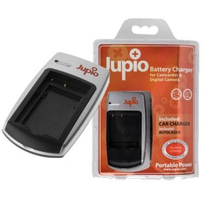 Jupio accu-lader voor Nikon EN-EL8 | KODAK KLIC-7000