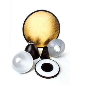 Bowens Fashion Lighting Reflector Kit (BW6660)