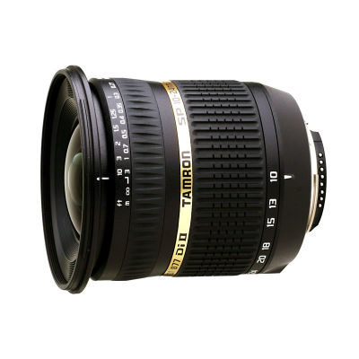 Tamron SP AF 10-24mm f/3.5-4.5 Di II LD Asph (IF) Canon objectief