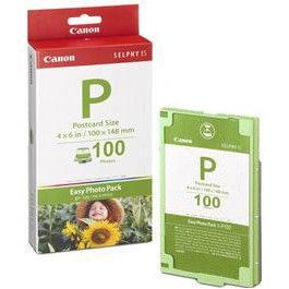 Canon E-P100 Postcard-size 10X15cm Inkt/Papier-set