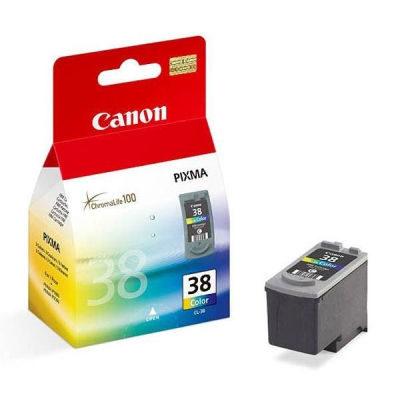 Canon Inktpatroon CL-38 Color (origineel)