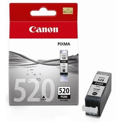 Canon Inktpatroon PGI-520BK - Black (origineel)