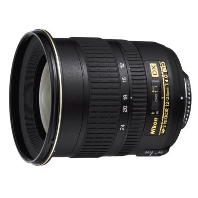 Nikon AF-S 12-24mm f/4.0G IF-ED DX objectief