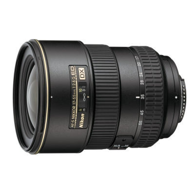 Nikon AF-S 17-55mm f/2.8G IF-ED DX objectief - Occasion