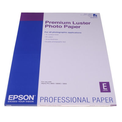 Epson Premium Luster Photo Paper A2 C13S042123 (25 sheets)