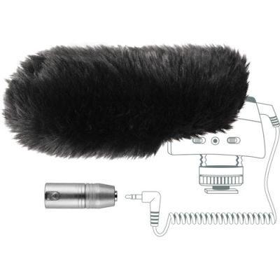 Sennheiser MZW-400 Bont Microfoon Cover - Accessoire Kit