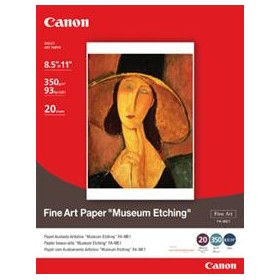 Canon FA-ME1 Fine Art Photo Paper A3 20 sheets
