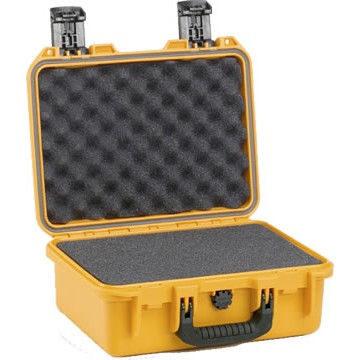 Peli Storm Case iM2100 Geel Plukschuim