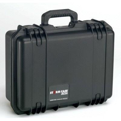 Peli Storm Case iM2200 Zwart Plukschuim