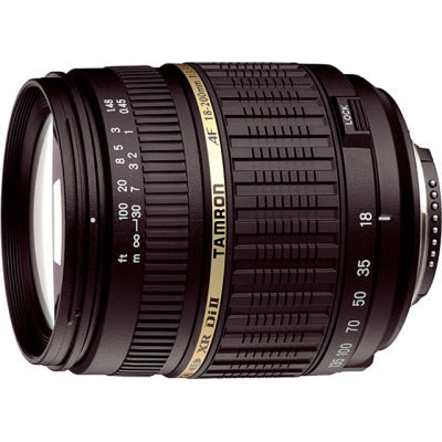 Tamron AF 18-200mm f/3.5-6.3 XR Di II LD Asph Macro Canon objectief