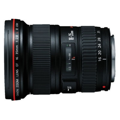 Canon EF 16-35mm f/2.8L II USM objectief
