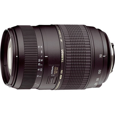Tamron AF 70-300mm f/4.0-5.6 Di LD Macro Canon objectief
